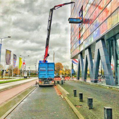 afhijswerk Beeld en Geluid Hilversum