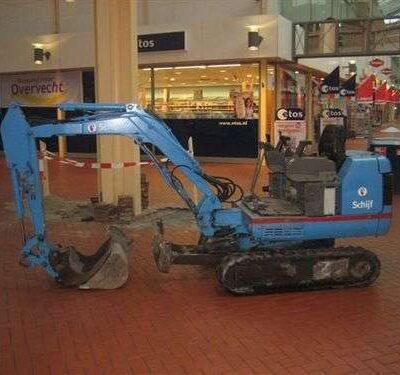 2010 Winkelcentrum Overvecht Utrecht, BAM Gebouw Services (2)
