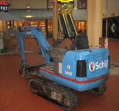 2010 Winkelcentrum Overvecht Utrecht, BAM Gebouw Services (3)