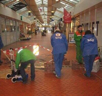 2010 Winkelcentrum Overvecht Utrecht, BAM Gebouw Services (4)