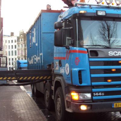 2011-12 Herengracht Amsterdam, Burgy bouwbedrijf bv (1)
