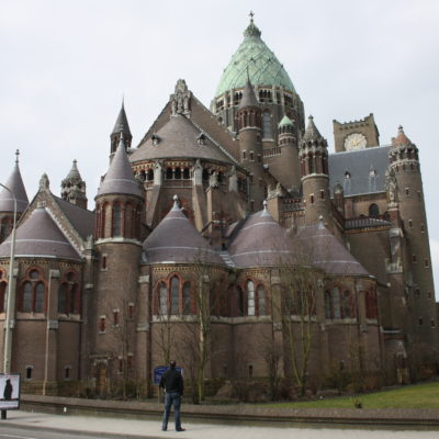 2011 St. Bavo Kathedraal Haarlem, Schakel & Schrale (1)