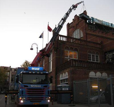 2012-10 Zwembad Hobbemastraat Amsterdam Witte Bouw en Aannemersbedrijf B.V