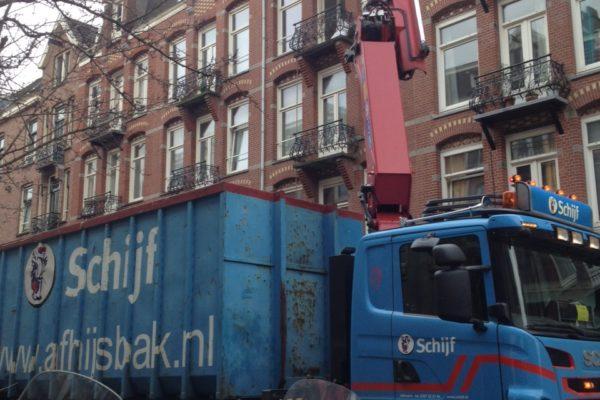 2016-01 Rustenburgerstraat Amsterdam afhijswerk (1)