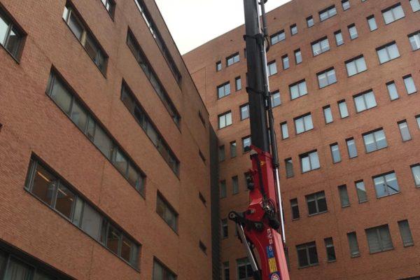 2018-13-11 Afhijswerkzaamheden tijdens verbouwing hotel nabij Amsterdam Sloterdijk (2)