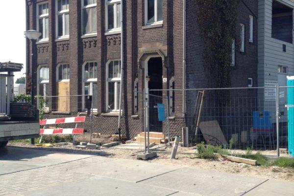 70160310 2016 Korte Ouderkerkerdijk Amsterdam Diverse constructie