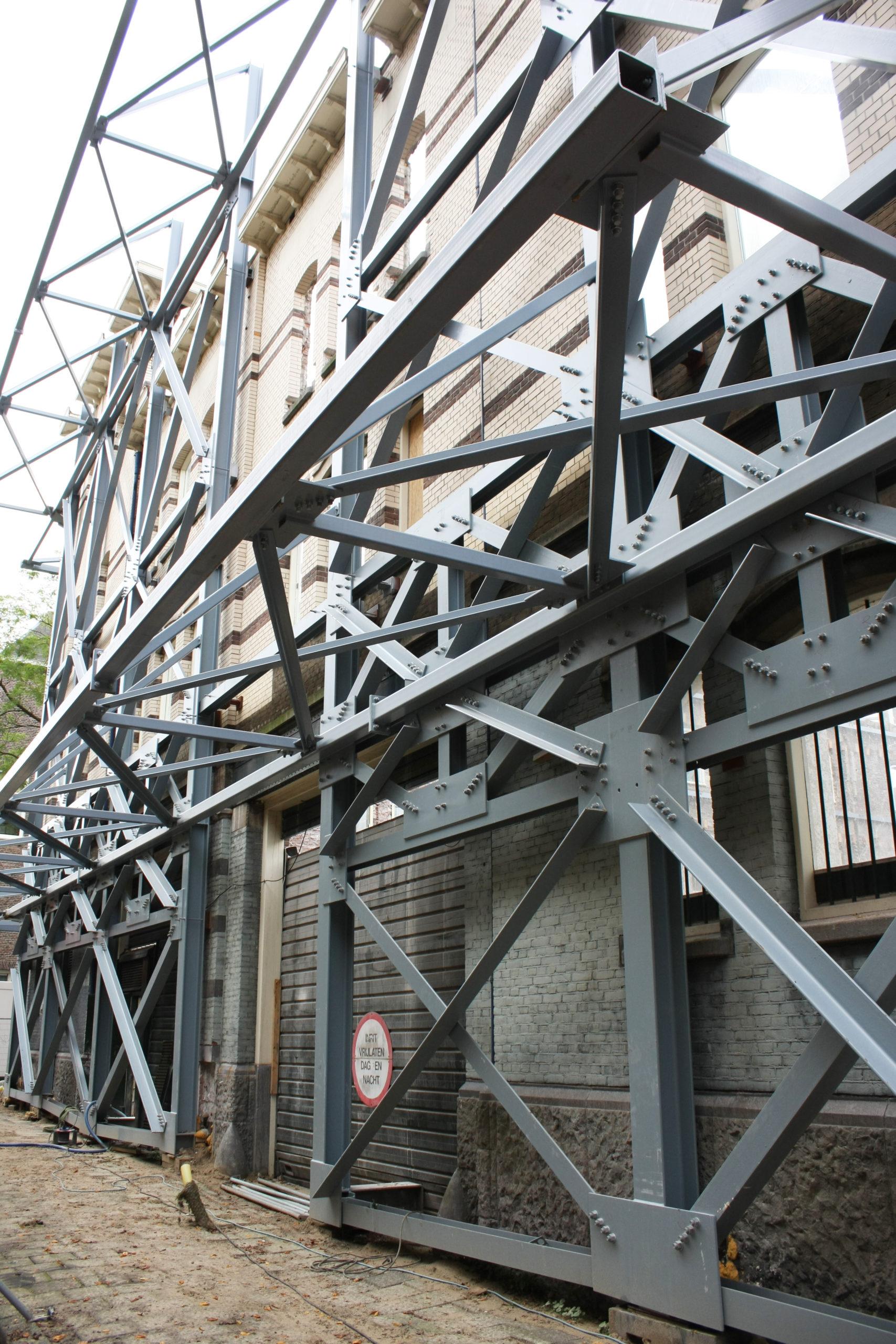 Schijf Groep neemt sloop en grondwerk aan renovatieproject Depot Zuid Amsterdam